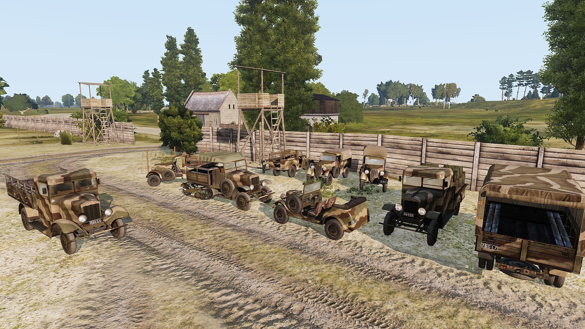 Home page - September '39 Mod for Arma 3
